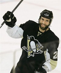 Max Talbot's Awesome Playoff Beard
