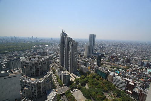 View of Shinjuku