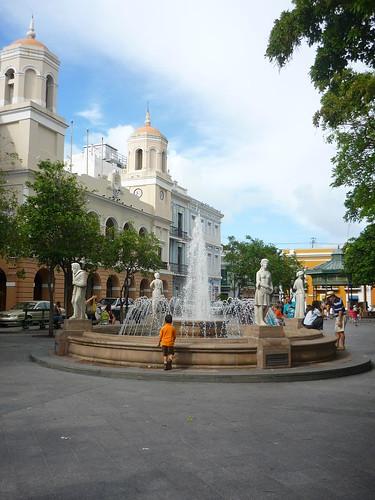 Plaza de Armas, OSJ