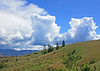 Storm Clouds - Lake Roosevelt National Recreation Area by Electric Crayon