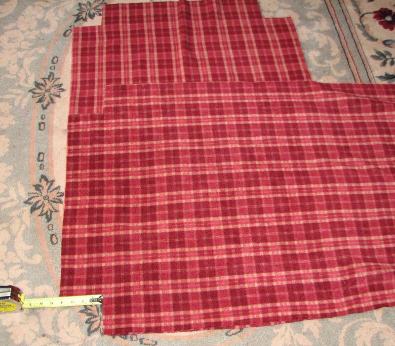 No-sew fleece babywearing poncho ver. 2.5 (2/4)