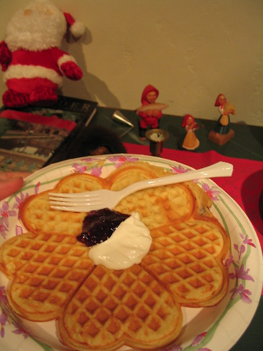 Waffles from Norway