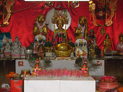 Wat Krom, Ya-Mao shrine