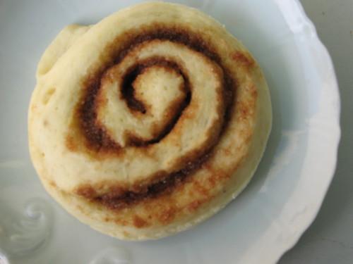 cinnamon rolls part II