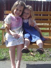 My 2 favorite girls