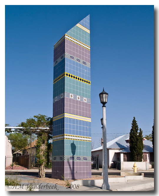 Tower of Tile