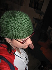 Hat the first