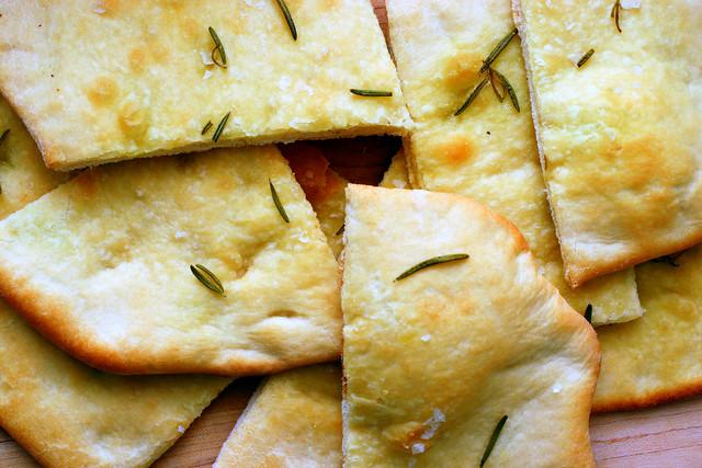 jim lahey's pizza bianca