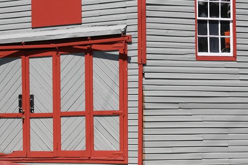 Ellicott City Red & Gray