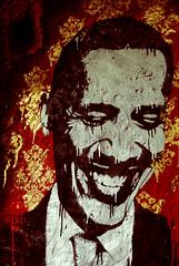 Barack Obama painted portrait DSC_3641.JPG