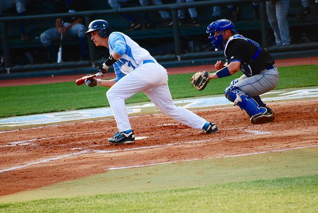 college baseball: unc-a @ unc
