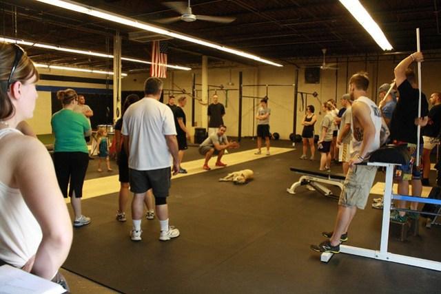 workout instruction