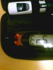 October 16, 2007 - diabetes 365 - day 8