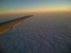 Flying to Rhode Island