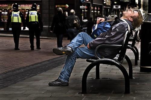 The City Sleeper