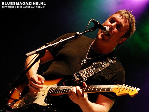 Eamonn McCormack (aka Samuel Eddy) @ BluesRock Festival Tegelen