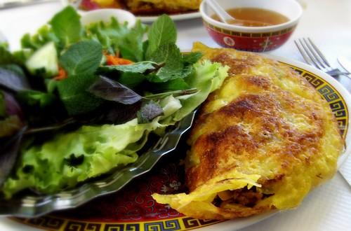 Crepe Vietnamienne