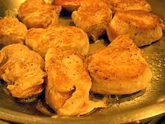 searing pork tenderloin