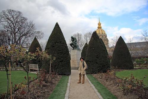 Jardines del Museo Rodin