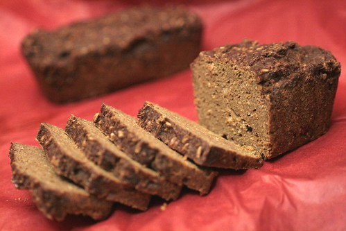 Traditional Pumpernickel Loaves