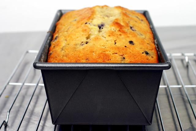 Smitten Kitchen Blueberry Pound Cake