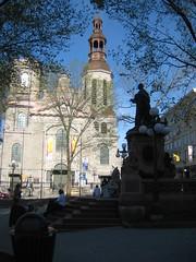 Notre-Dame de Québec Basilica-Cathedral, Québec City