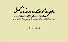 wallpaper - friendship