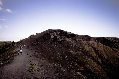 Volcan de San Antonio, Fuencaliente, La Palma.
