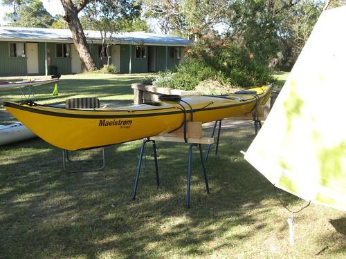 Maelstrom kayak
