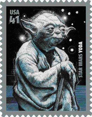 Sello Yoda