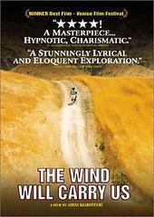 El viento nos llevará cartel película
