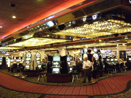Inside the Riviera