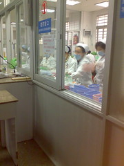 Nurses At Work - ChangAn Hospital