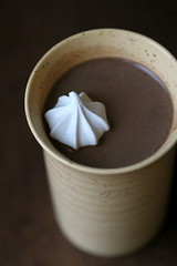 Spiced hot chocolate 2
