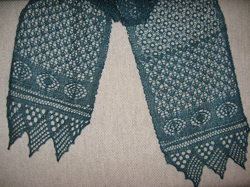 This is actually a Mother Earth scarf - but its very lovely!