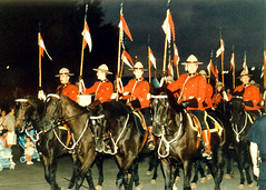 Royal Canadian Mounted Police, State Fair of T...