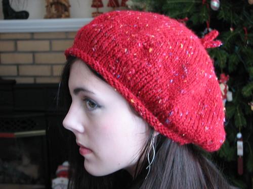 Red Beret 2 Emily Dec 2007