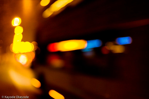 High Speed Bokeh
