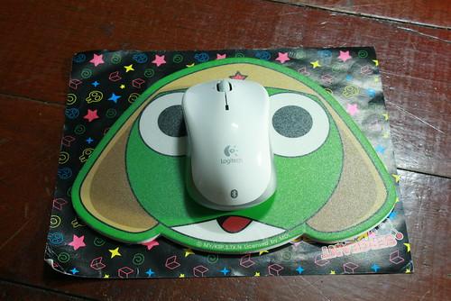 Keroro Mouse Pad
