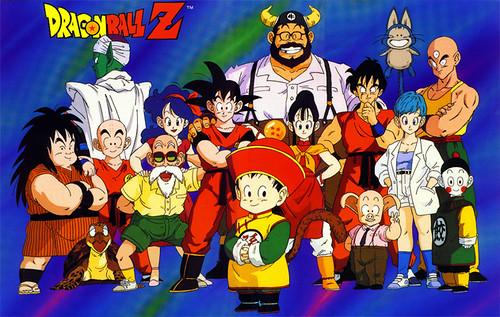 Dragon Ball Z - Saga de los Saiyajins