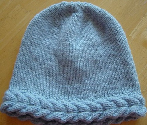 Ring of Cable Hat #2