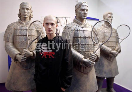 davydenko - madrid - terracotta warriors