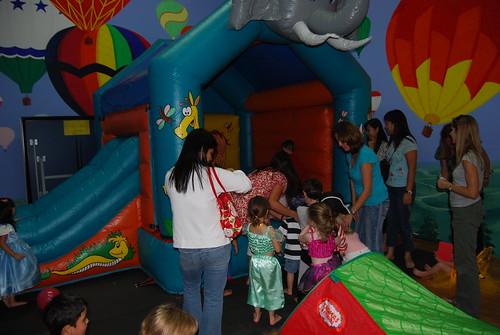 Birthday Bouncy Castle