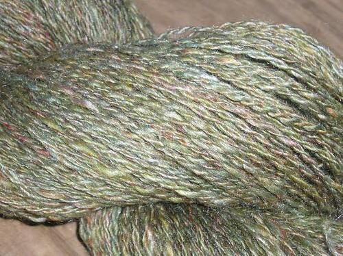 Merino Silk Hand Spun