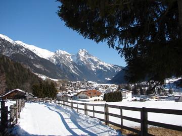Pettneu (near St. Anton), Austria