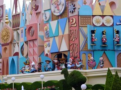it's a small world dancers