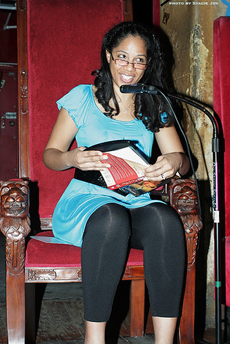 Sofia Quintero reads from Dirty Girls