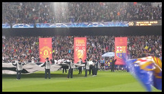 FC Barcelona vs Manchester United