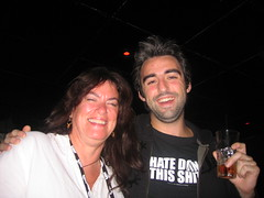 Kim Krause Berg and Guillaume Bouchard - SMX NY 2007