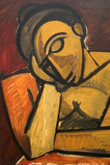 NYC - MoMA: Pablo Picasso's Repose
